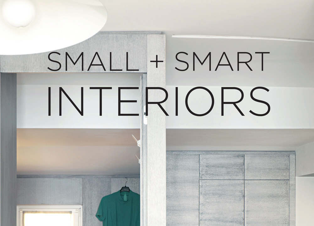 Studioata sul libro SMALL + SMART INTERIORS !