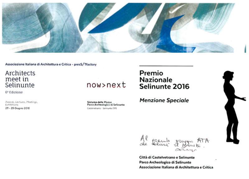 Premio Nazionale Selinunte 2016