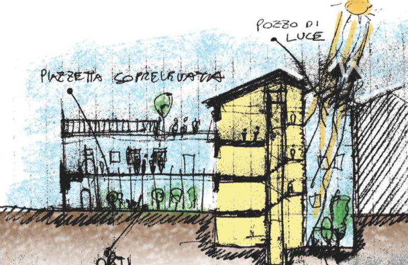 Social housing a Pinerolo