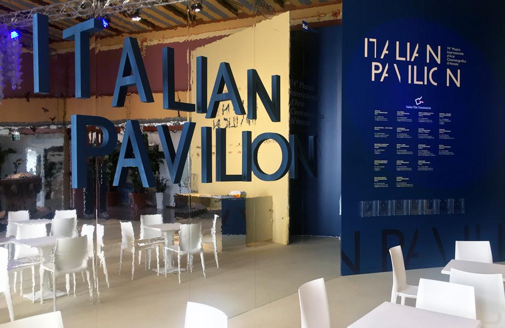Italian Pavilion – Venezia 74