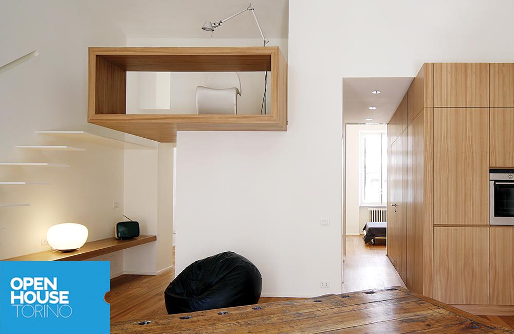 CASA STUDIO – OPEN HOUSE TORINO 2021
